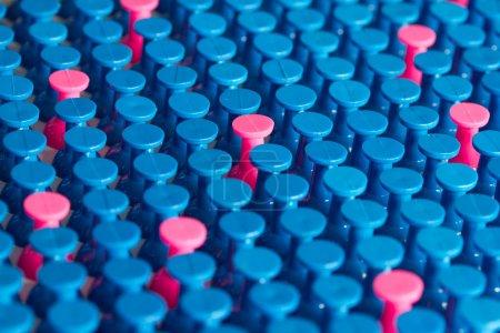 Minority Pins