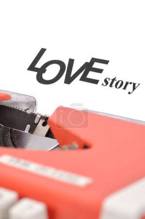 The love story