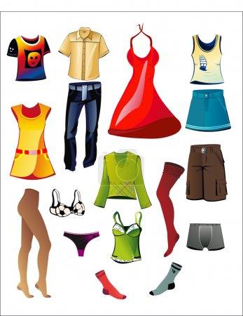 Menswear, womenswear