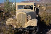 Antique Junk Car - HDR Image
