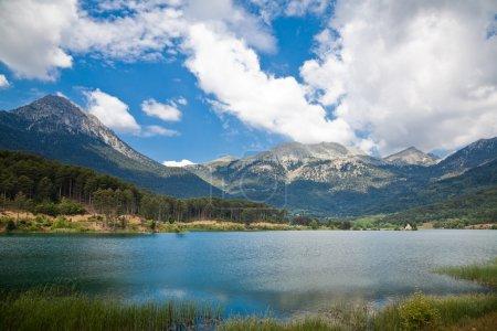 Feneos Lake also known as Doxa lake