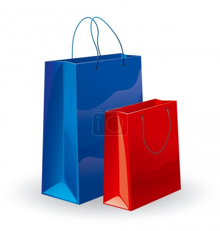 Shoping bags illustration