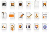 24 file icons