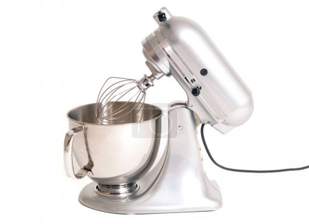 Stainless steel electric mixer