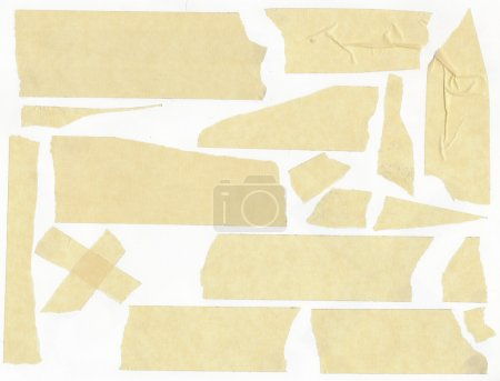 Photo for Masking tape - Royalty Free Image