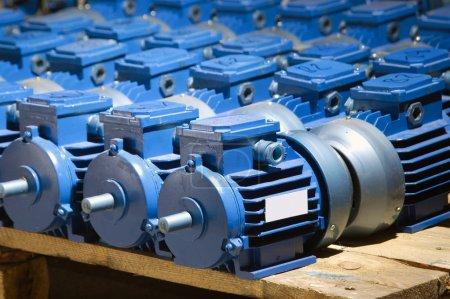 Mototroops Electric motors