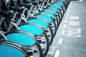 Bikes for rent, London