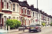 Street in London.