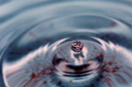 Water Drop Sculpture
