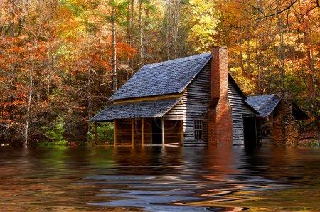 Inundado Iowa House