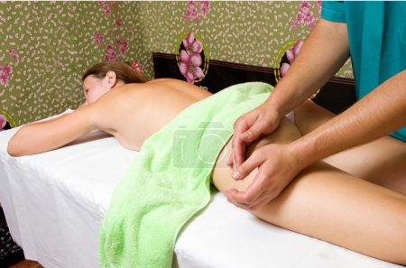 Massage procedure