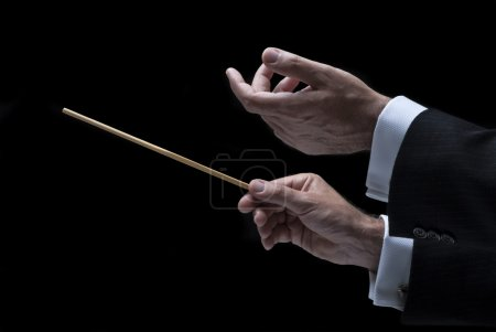 Photo for Music conductor - Royalty Free Image