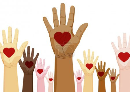 Diversity Hands