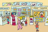 Obchodu s elektronikou