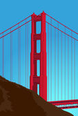 An image of the Golden Gate Bridge