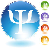 An image of the Greek Psi symbol