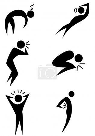 Illness Icons