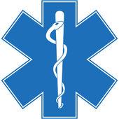An image of a medical symbol
