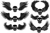 Winged Skeletons