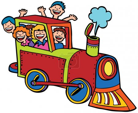 Child Train Ride