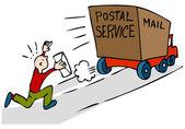 Pozdní naléhavou mail
