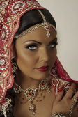 Indian model